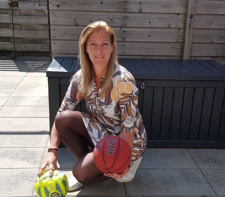 Mevrouw Buij mentor + docent LO - Spaarne College Haarlem