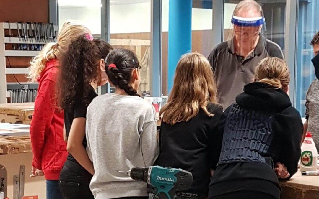 Succesvolle kick-off 'Sterk Techniek Onderwijs' op Spaarne College